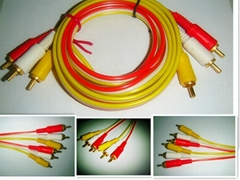 av cable rca cable video cable best price high quality