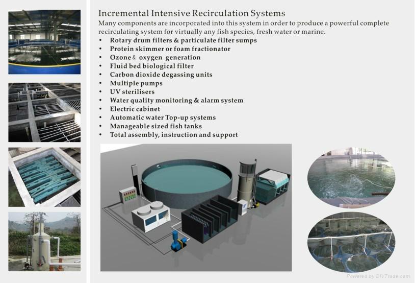 循環水養殖系統 2