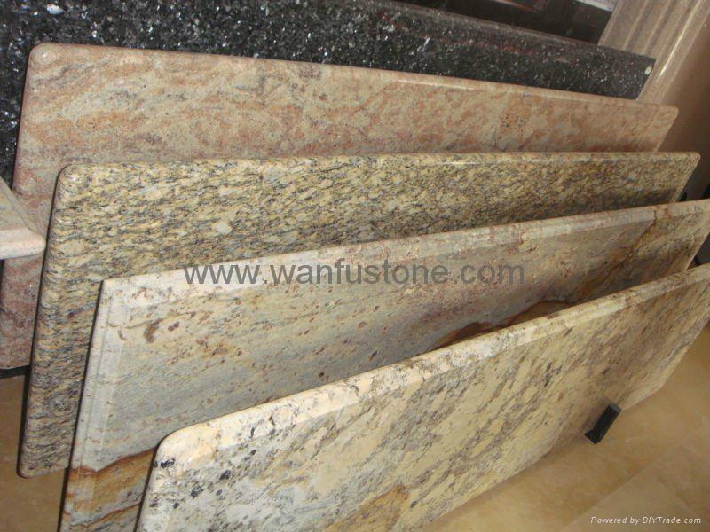 Granite kitchen countertop 1