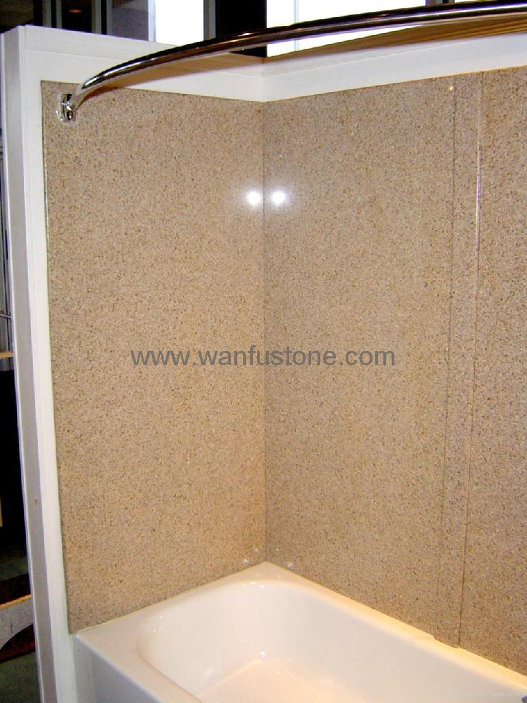 Granite Bathroom Tub Surround Wg Wfcm China