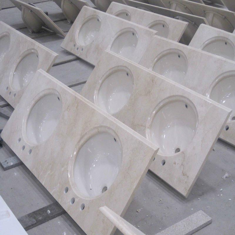 Bathroom Or Washroom Granite Vanity Top Wg Wfcm China