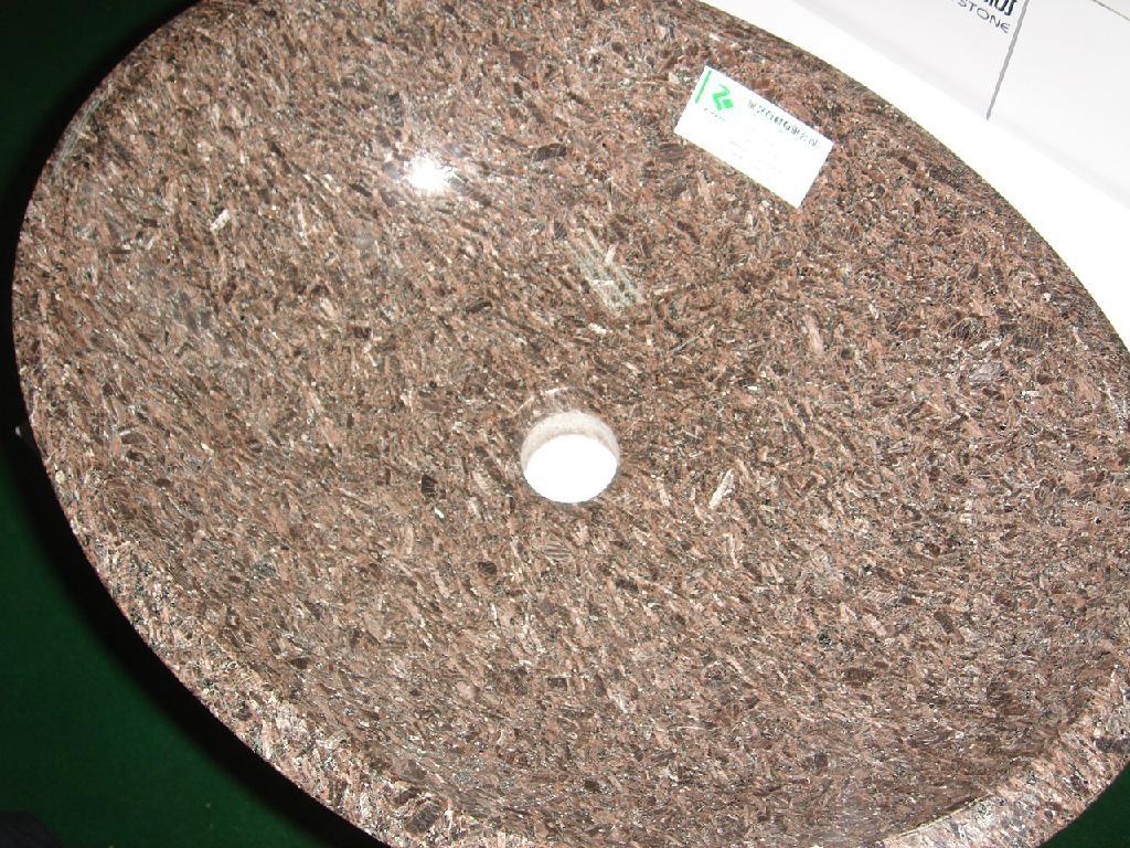 Various stone bathroom furniture or sanitary ware - WG - WFCM ...