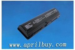 Laptop Battery For HP Pavilion DV2000  4400mAh 10.8V