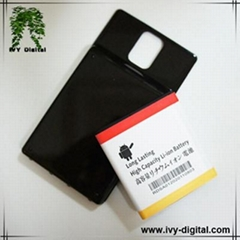 Extended Battery with Back Cover 3600mAh for Samsung I997 Infuse 4G