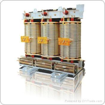 供應華通干式變壓器 1