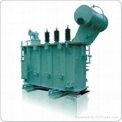 供应低耗节能昌建油浸式变压器