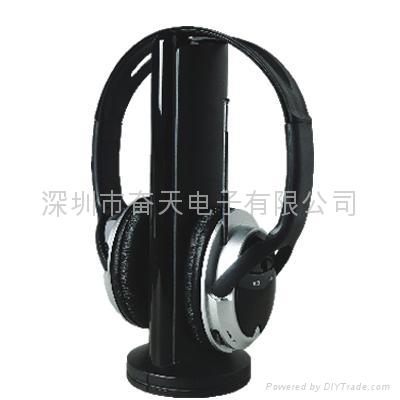 新款五合一无线耳机 1