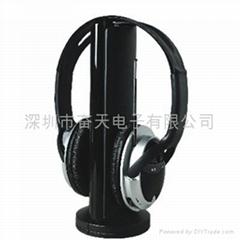新款五合一无线耳机