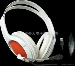 USB有线耳机