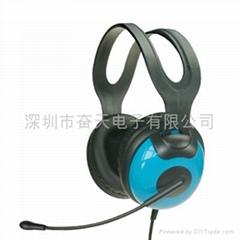 多媒体电脑耳机