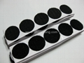 Self-adhesive Velcro Coins