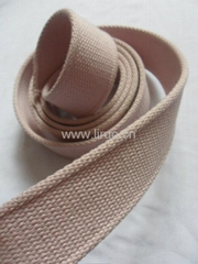 Cotton webbing for belt
