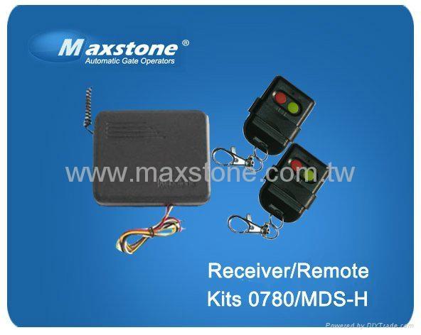 330Mhz Reciver &Remote Controller 1