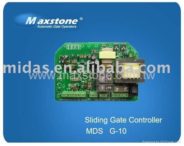 AC220V /110V sliding gate control board - MDS-G10 - Maxstone