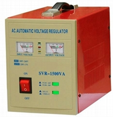 SVR Relay Type High Accuracy Full Automatic AC Voltage Stabilizer