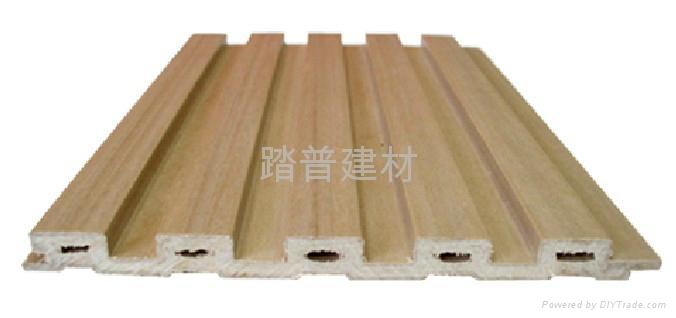 生态木吸音板 - 159mm-15mm