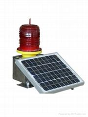 solar LED intelligent navigation signal light