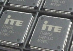 台湾联阳(ITE)HDMI接收芯片IT6605