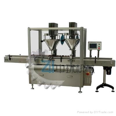 供应自动螺杆计量包装机(罐装) 3