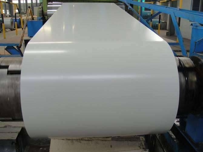 Pre-painted galvanized steel coil 1