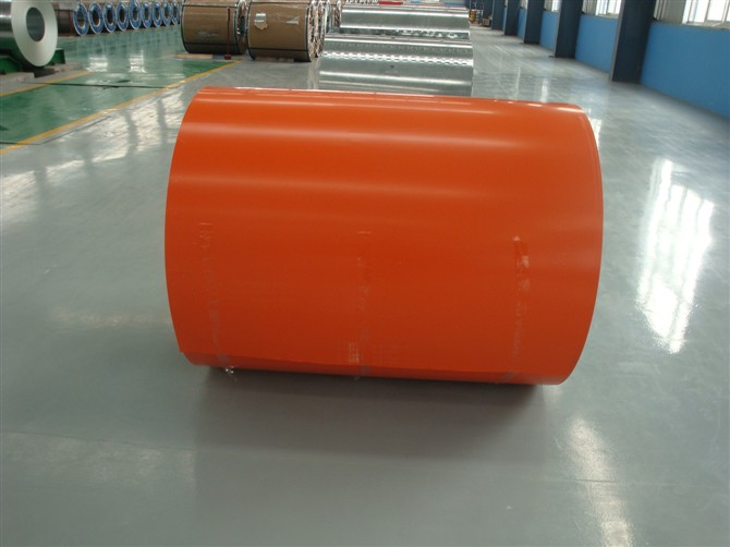 Pre-painted galvanized steel coil 2