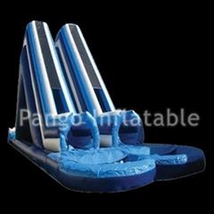 Blue Water Slide