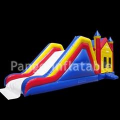 inflatable bouncer slide