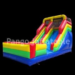 Inflatale water slide