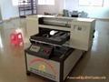 广州龙标专业高质量T-恤万能平板打印机 1