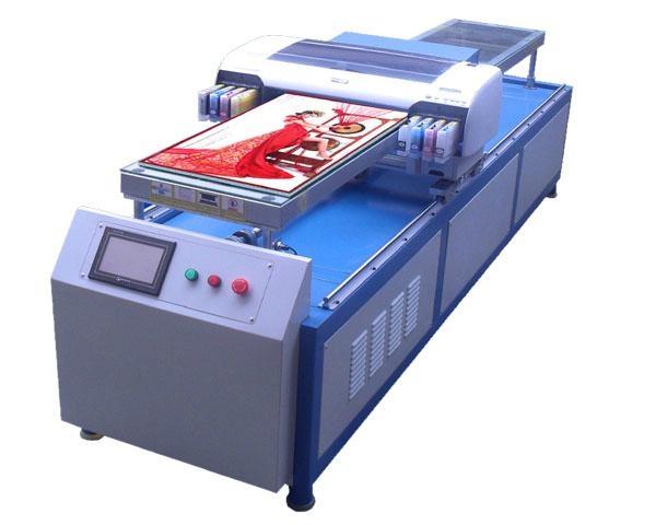 深圳安息德生万能平板打印机 3