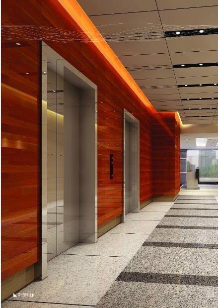 Passenger elevator, passenger lift. 1