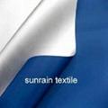 190T polyester taffeta sliver coating