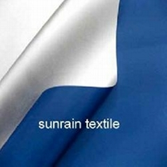 190T polyester taffeta sliver coating fabric