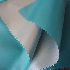 pongee sliver umbrella fabric