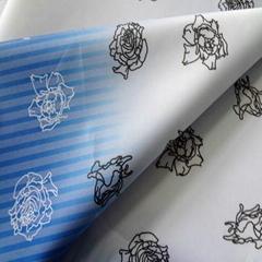 260T pongee ultra thin umbrella fabric