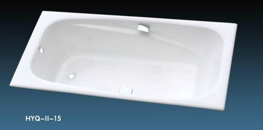 cast iron enamel bathtub  4