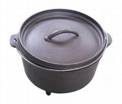 铸铁搪瓷荷兰锅