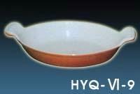 铸铁搪瓷鱼盘