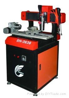 SH-3636 精密雕刻机 1