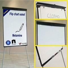 克洛索挂纸白板移动白板