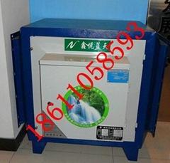 鑫悅藍天高壓靜電油煙淨化器