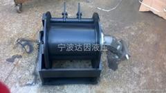 港口机械软管吊用液压卷扬机
