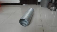 The strainer ,oil(sand)filter tube