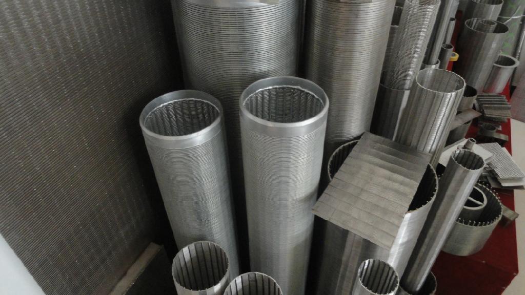 Coal washing filter tube,water treatment filter tube 1