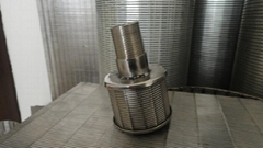 water treatment filter tube,screen