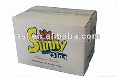 paper box detergent powder