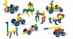 children pipe connection blocks