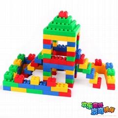 plastic construction bricks building blocks toyJQ 1001