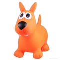 inflatable bouncy animal,jumping toy,ride on toyJSYT069 3