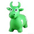 inflatable bouncy animal,jumping toy,ride on toyJSYT069 4